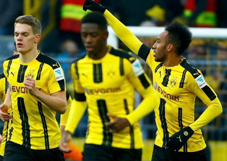VIDEO Borussia Dortmund 4 - 1 Borussia Moenchengladbach (Bundesliga) Highlights