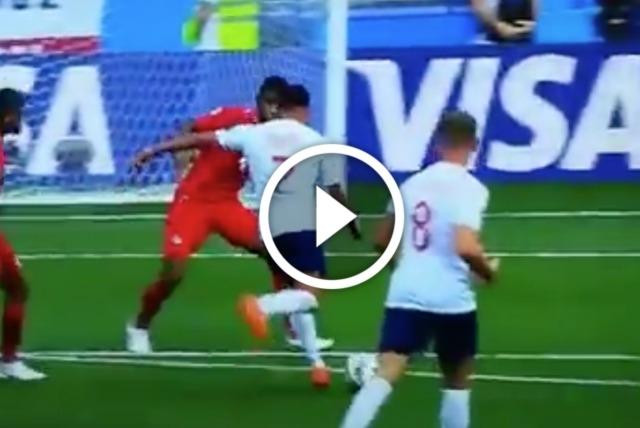 Video: Jesse Lingard scores sensational goal as England run riot against Panama