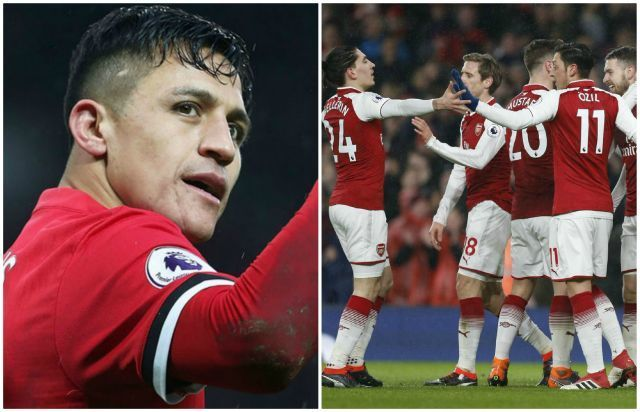 Bitter? Arsenal star aims SWIPE at Alexis Sanchez after Manchester United transfer