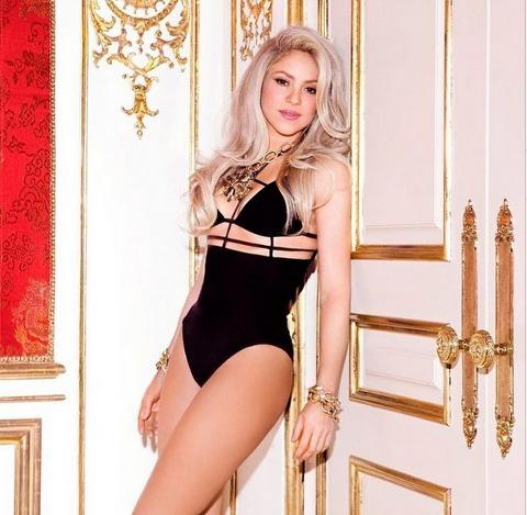 Shakira Gerard Pique WAG