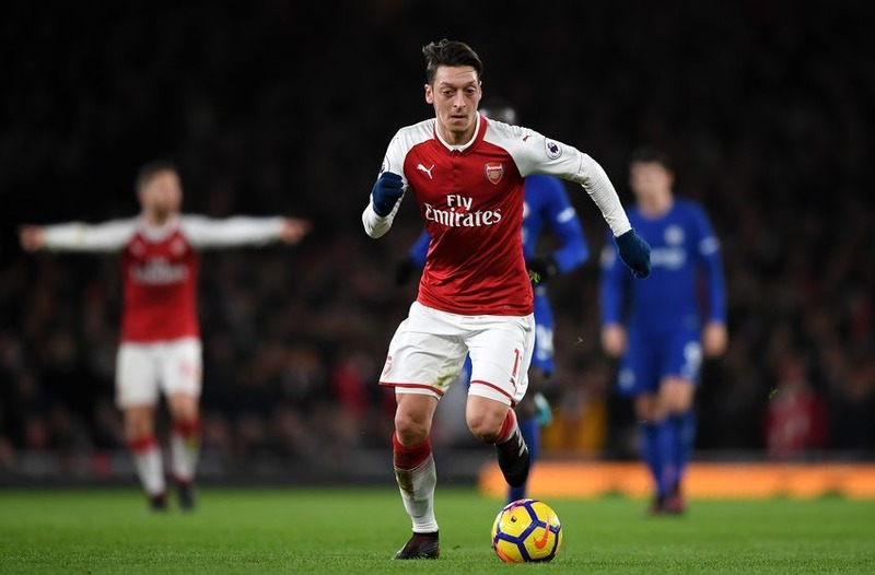 Mesut Ozil needs to step up for Arsenal