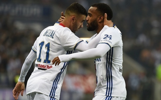 Arsenal and Everton to lock-horns over Lyon star who almost sealed a £12M move to Goodison Park last summer