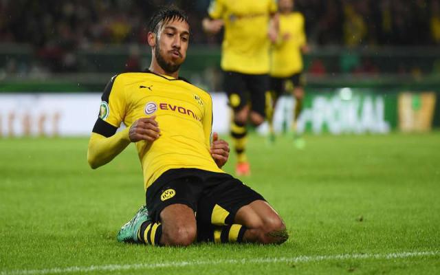 31-goal Borussia Dortmund forward issued warning by club