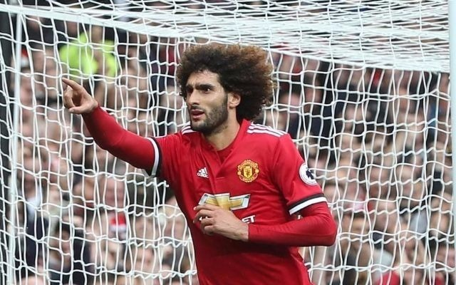 Manchester United legend explains the secret behind Marouane Fellaini's huge improvement