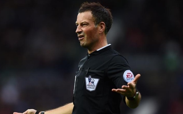 FA reveal who will referee Manchester United v Manchester City derby