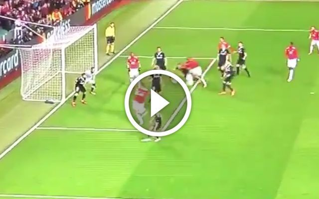 Video: Romelu Lukaku pulls one back for Man Utd with EMPHATIC finish, FIFTH goal in CL this season