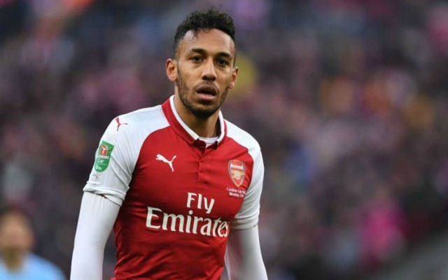 Arsenal legend explains how the club have already ruined Pierre-Emerick Aubameyang