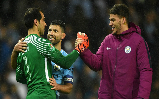 Man City eager to tie down £70,000-a-week ace to new deal following star's impressive start to life in England