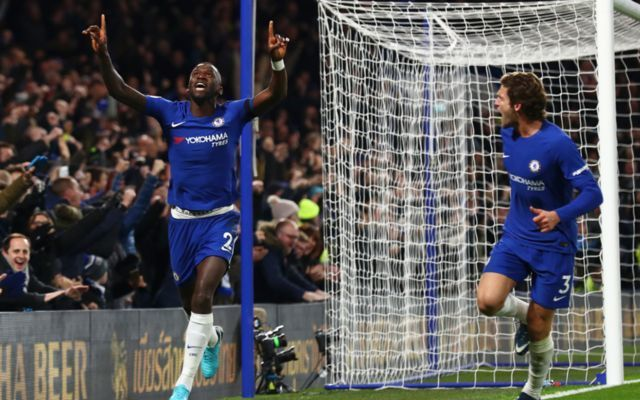 Chelsea 1-0 Swansea player ratings, stats and reaction: Blues ace bags first goal as Conte sent off in narrow win