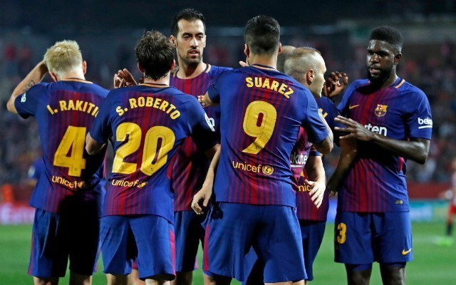 Barcelona stalwart suggests five players will be axed in summer