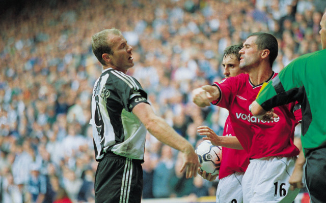 roy keane alan shearer