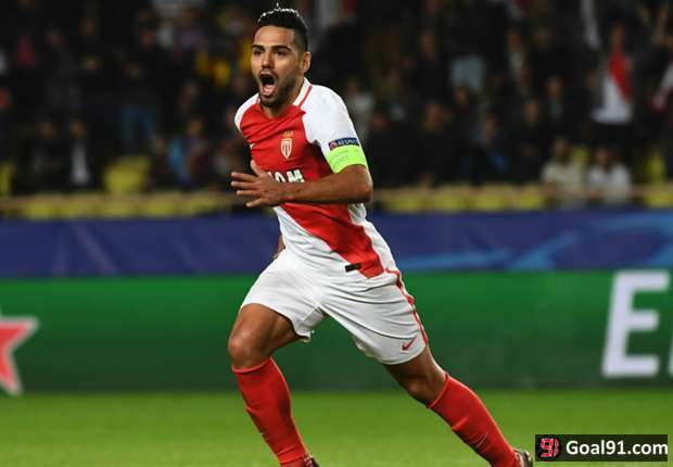VIDEO: Radamel Falcao was on fire as Monaco beat CSKA Moscow 3-0 (Videos)