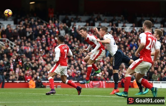 Premier League Diary: Is the North London Derby a sign of a Trump victory?