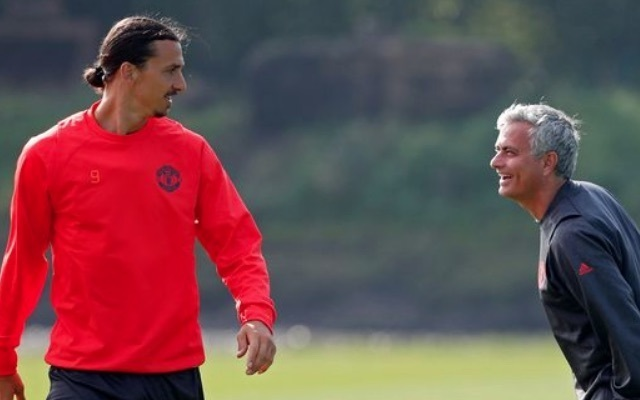 Man United fans turn on Jose Mourinho after Zlatan Ibrahimovic leaves Old Trafford