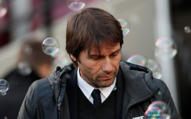'He is a really good player' - Antonio Conte admits he's a big fan of £50million Chelsea summer transfer target