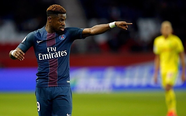 Tottenham on verge of sealing £25m deal for PSG bad boy banned from UK