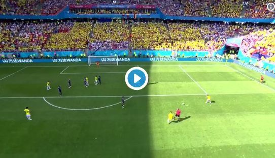 Video: Juan Quintero equalises for Colombia with one of the goals of the World Cup | CaughtOffside
