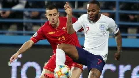 VIDEO Montenegro vs England (Euro Cup) Highlights