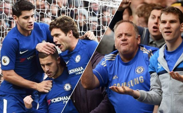 """Totally invisible today"" - This Chelsea star's ""awful"" performance vs West Ham sees these fans slate him"