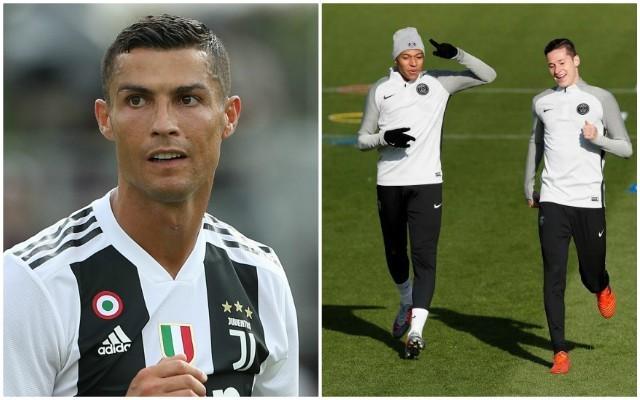 Real Madrid Julian Draxler transfer eyed to replace Ronaldo