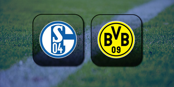 VIDEO Schalke 04 vs Borussia Dortmund (Bundesliga) Highlights