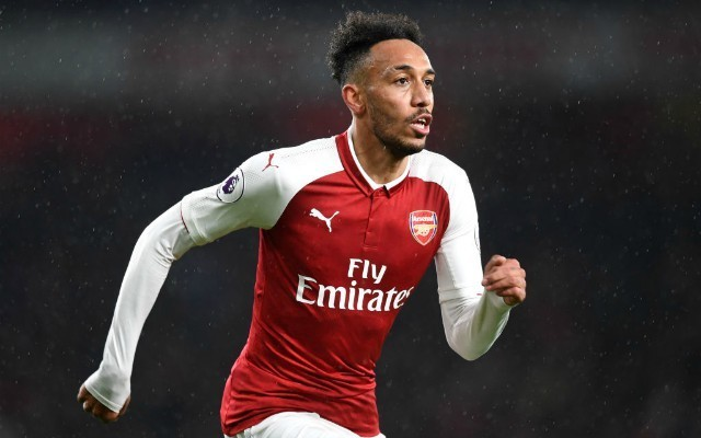 Arsenal star given brutal warning over his future following Pierre-Emerick Aubameyang transfer