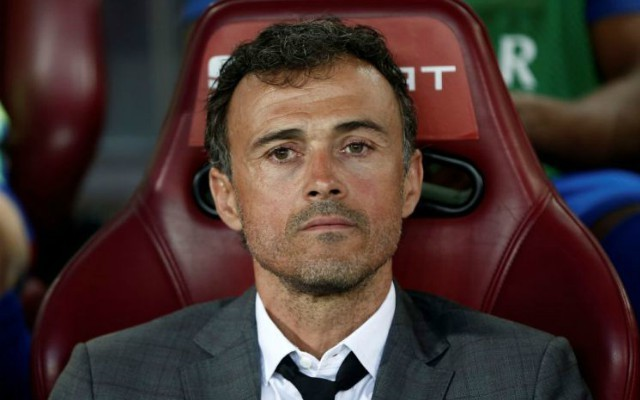 Luis Enrique to Arsenal: Major update as Gunners search for Wenger successor