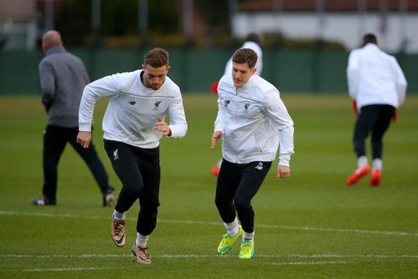 Football: Liverpool duo Lallana and Henderson 'visited strip club' while on England duty