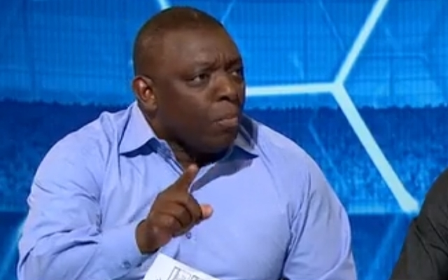 Bizarre criticism from pundit as he slams Arsenal ace for 'spine-chilling' act