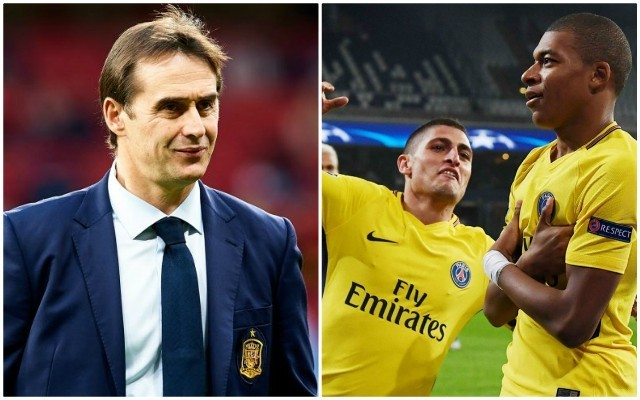 Julen Lopetegui urges Real Madrid to pay €200m asking price to beat Man Utd to superstar transfer