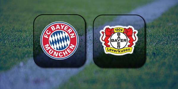VIDEO Bayern Munich vs Bayer Leverkusen (Bundesliga) Highlights