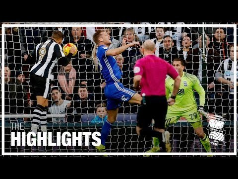 VIDEO: Dwight Gayle bags a hat-trick as Newcastle beat Birmingham 4-0