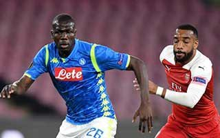 VIDEO Napoli vs Arsenal (Europa League) Highlights