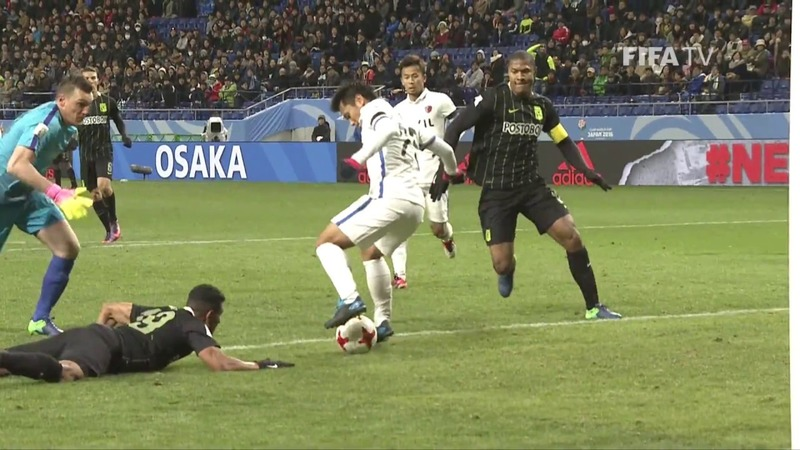 VIDEO: Kashima Antlers stun Atletico Nacional 3-0 to reach the CWC final