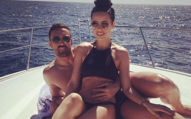 Meet Jose Enrique girlfriend Amy Jaine - hot WAG who won't give up on him, even though Liverpool have!