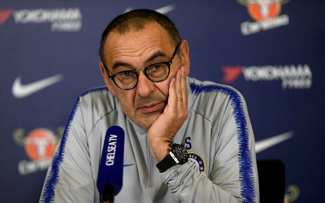 Maurizio Sarri reveals the most worrying thing about Chelsea's collapse against Wolves | Goal91