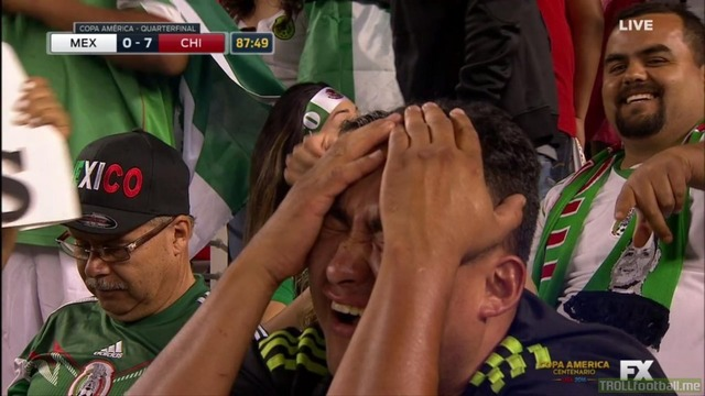 chile vs mexico final score soccer memes goal91