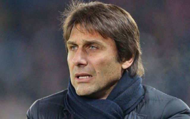 Chelsea ace says he believes he's being punished by Antonio Conte