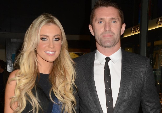 Robbie & Claudine Keane