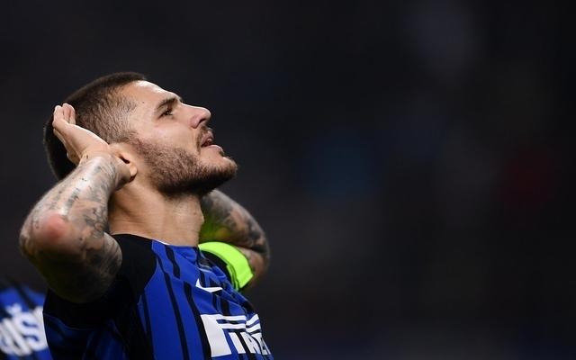 Mauro Icardi Inter Milan goal