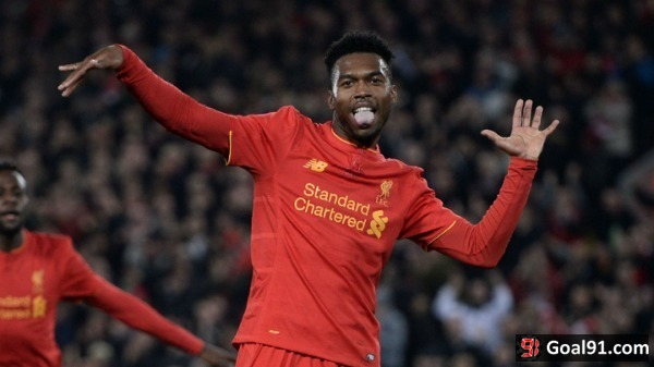 EFL Cup: Sturridge at the double to book quarter-final spot