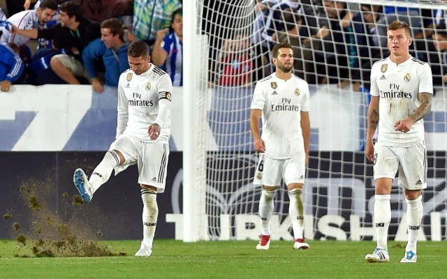 How the Real Madrid dressing room has responded to links with Man United manager Jose Mourinho amid Julen Lopetegui struggles   Goal91