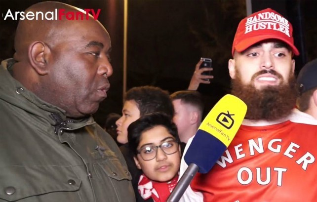 The stereotypes are true: Proof that Arsenal fans really are smug, loud-mouthed creeps