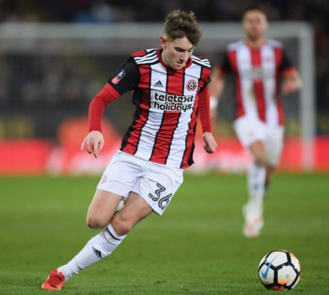 David Brooks has impressed at Championship club Sheffield United.
