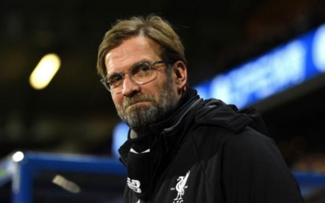 Liverpool star's future in doubt as he's set to be axed by Jurgen Klopp for Champions League clash with Porto
