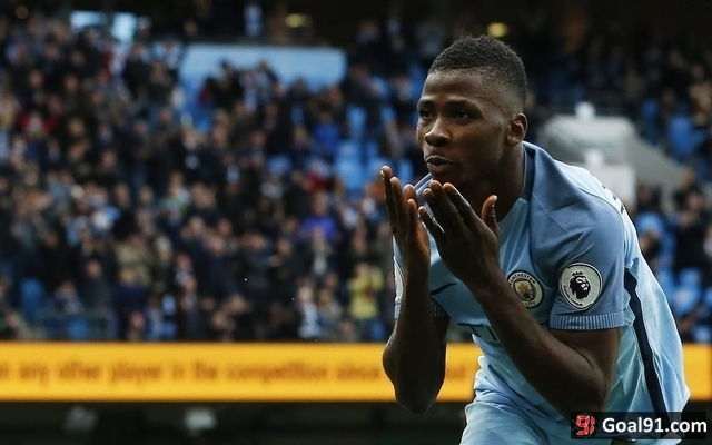 Manchester City prodigy has a better minutes-per-goal ratio than any other striker in Premier League history
