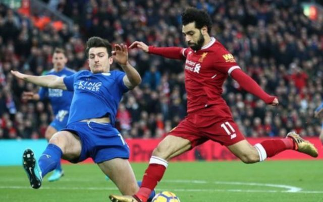 Liverpool 2-1 Leicester City player ratings, stats and reaction: Salah strikes twice as Reds crank up pressure on rivals with win