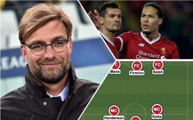 How Liverpool could line-up this season following £150M+ summer spending spree