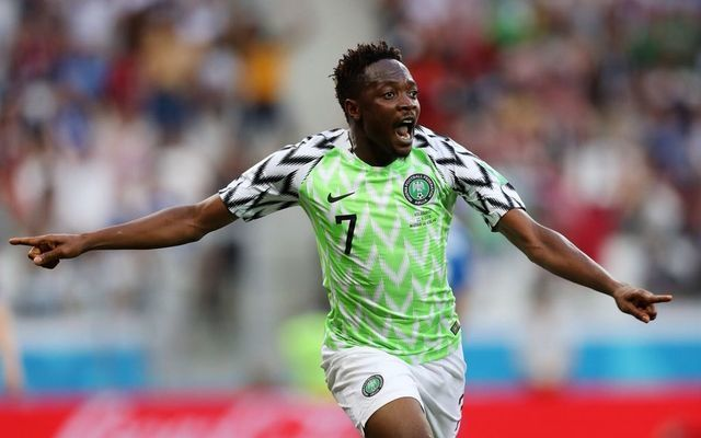 'More goals than Messi and Neymar combined' - Nigeria's Ahmed Musa flooded with praise, rivals trolled