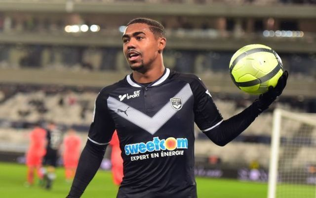 Bordeaux winger Malcom